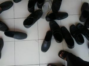 Sepatu SMA